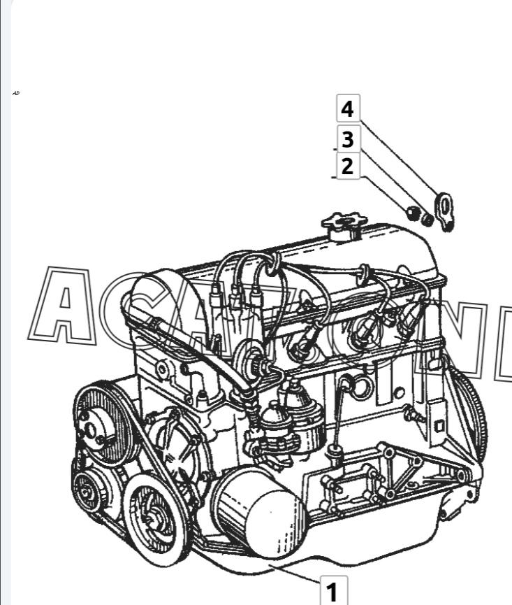 Hladnjak ulja, pregrade u karteru i druga resenja za bolje podmazivanje motora Screen10
