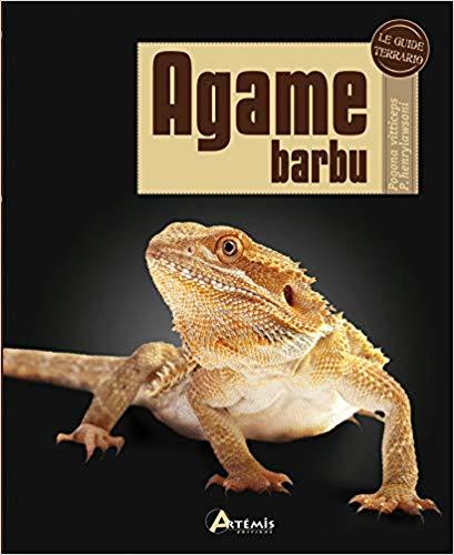 Livre sur le Pogona Vitticeps / l'Agame barbu 515sf310