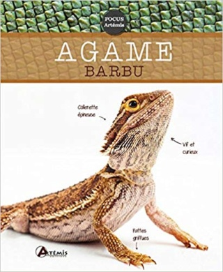 Livre sur le Pogona Vitticeps / l'Agame barbu 51hgws10