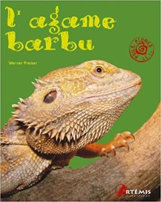Livre sur le Pogona Vitticeps / l'Agame barbu 51xszj10