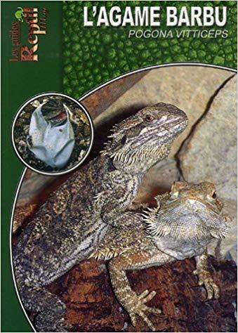 Livre sur le Pogona Vitticeps / l'Agame barbu 61hs5j10