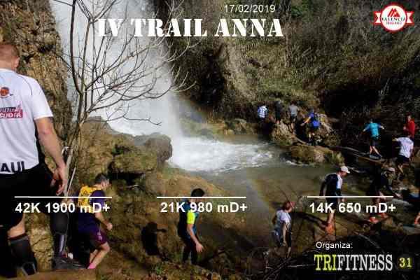 Trail Anna 2019 , se buscan valientes . Annna10