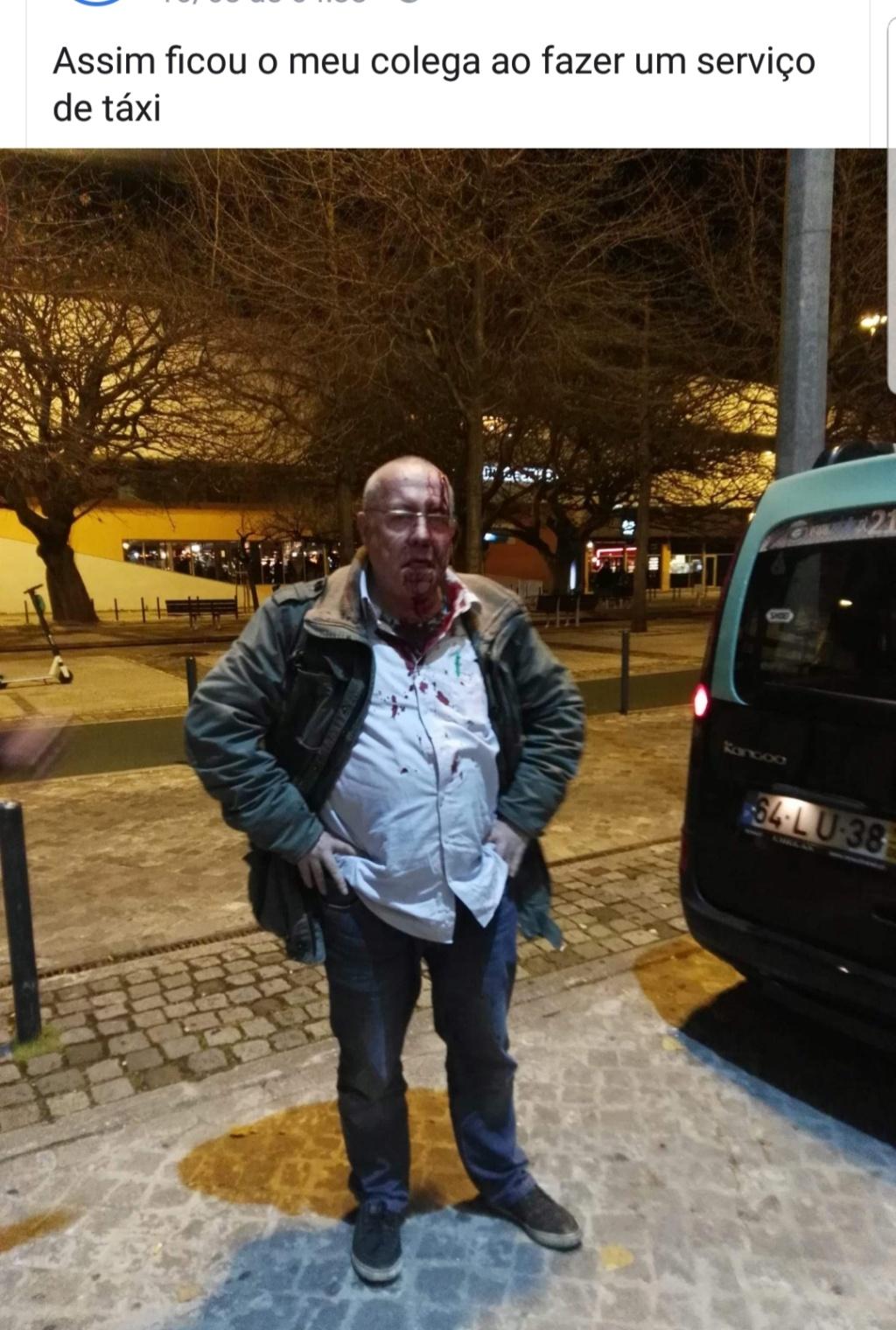 Ahhh ... os portugueses são racistas e xenófobos! 20190315