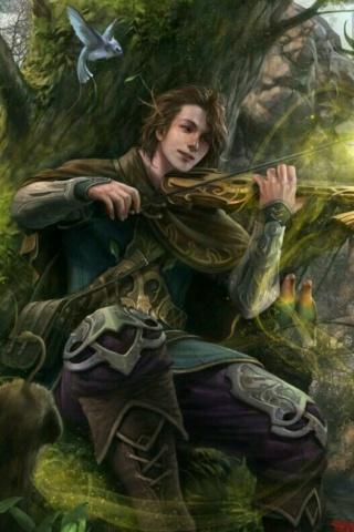Índice de Personajes No Jugadores o NPC - Página 2 Thaldr10