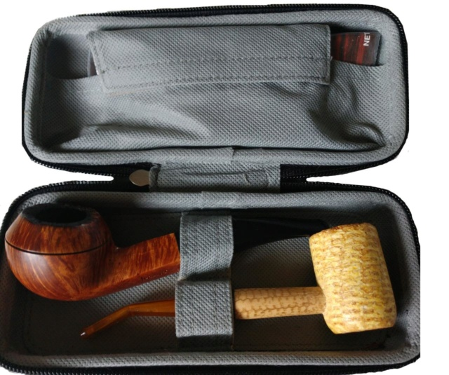 Have pipe will travel Case210