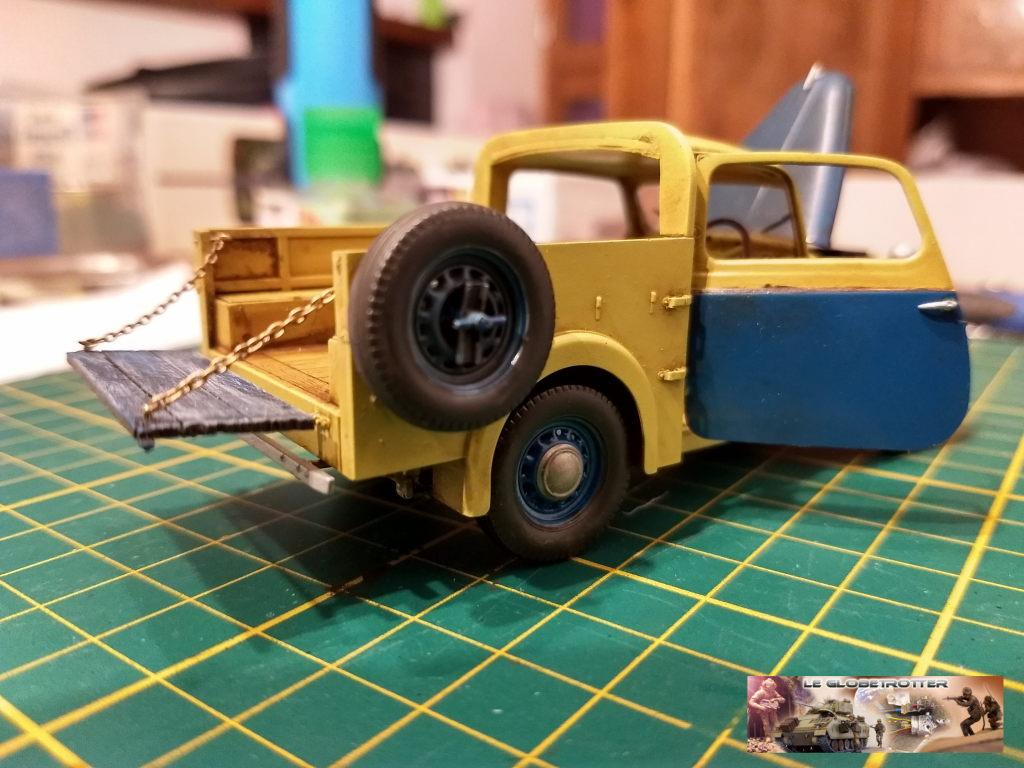Matériels pour dio SCI FI - 1/35 scratch - Page 2 Austin18