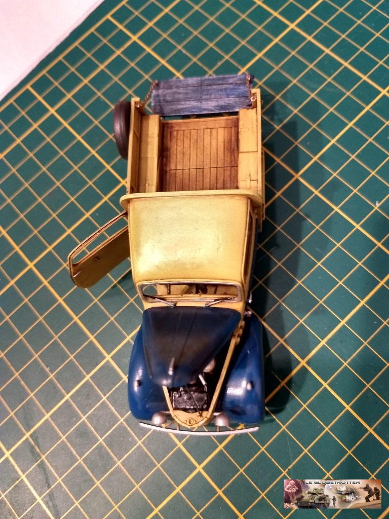 Matériels pour dio SCI FI - 1/35 scratch - Page 2 Austin22