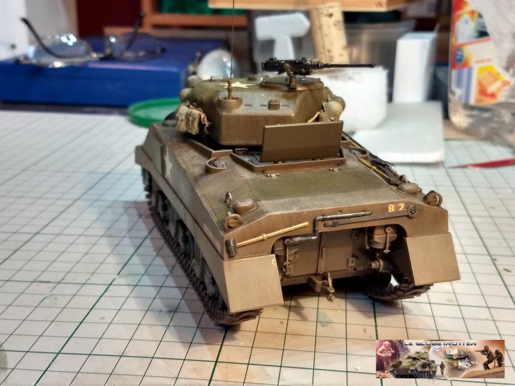 """Sherman M4 - avec tourelle de 76 mm - Tamiya 1/35 """"utopie"""" Sherma17"""