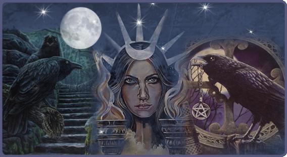 Les chemins de la sorcellerie
