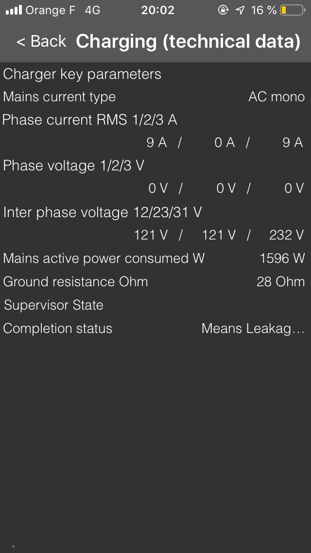 Et encore une fois : arrêt de charge aléatoire sur Flexi, avec terre OK Img_3810