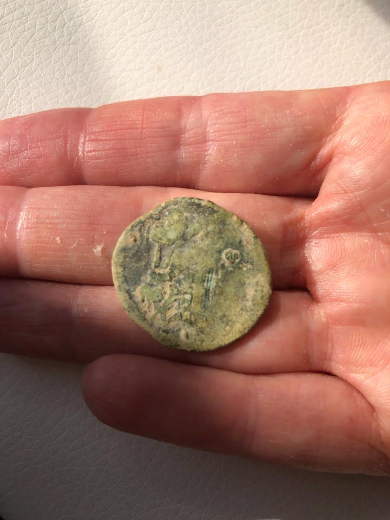 Identification d'une monnaie  15621411