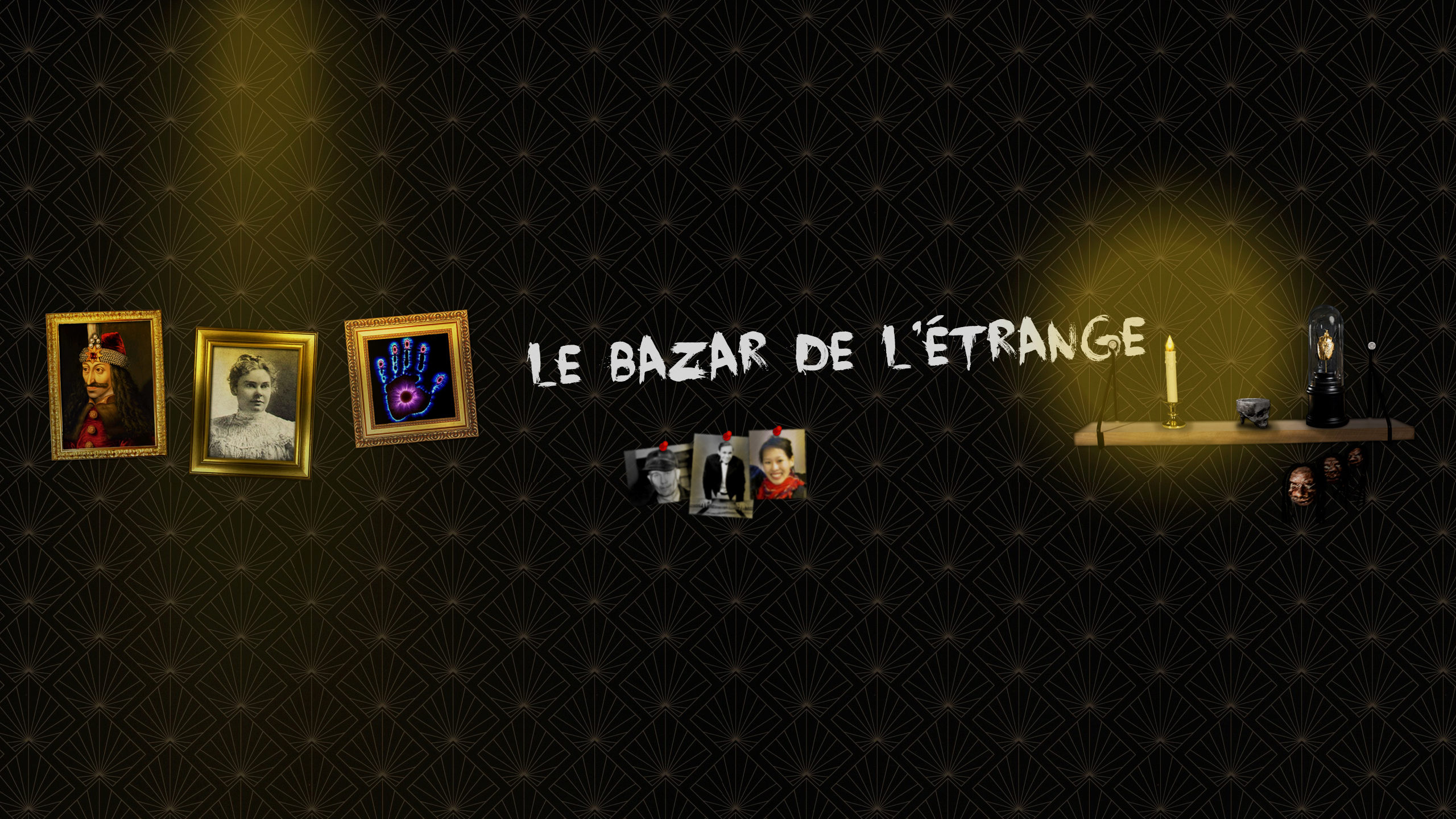 ★★★ Le Vidéaste à l'Honneur #49 | Bazar de l'étrange | Venez critiquer cette chaîne ! Illust20