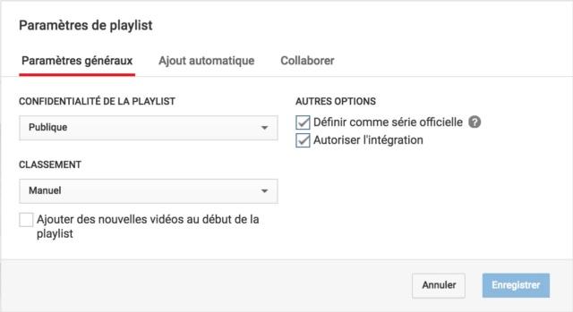 Guide complet pour optimiser votre chaîne YouTube Playli10
