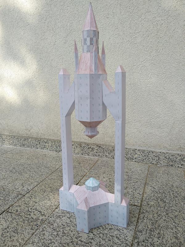 Selbst entworfene Gebäudemodelle von Michael 97 Eistur10