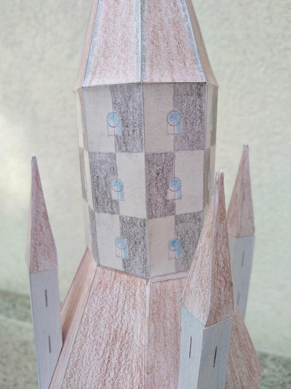 Selbst entworfene Gebäudemodelle von Michael 97 Eistur11