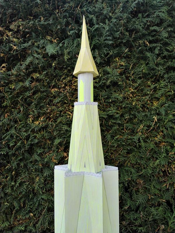 Selbst entworfene Gebäudemodelle von Michael 97 Leucht11