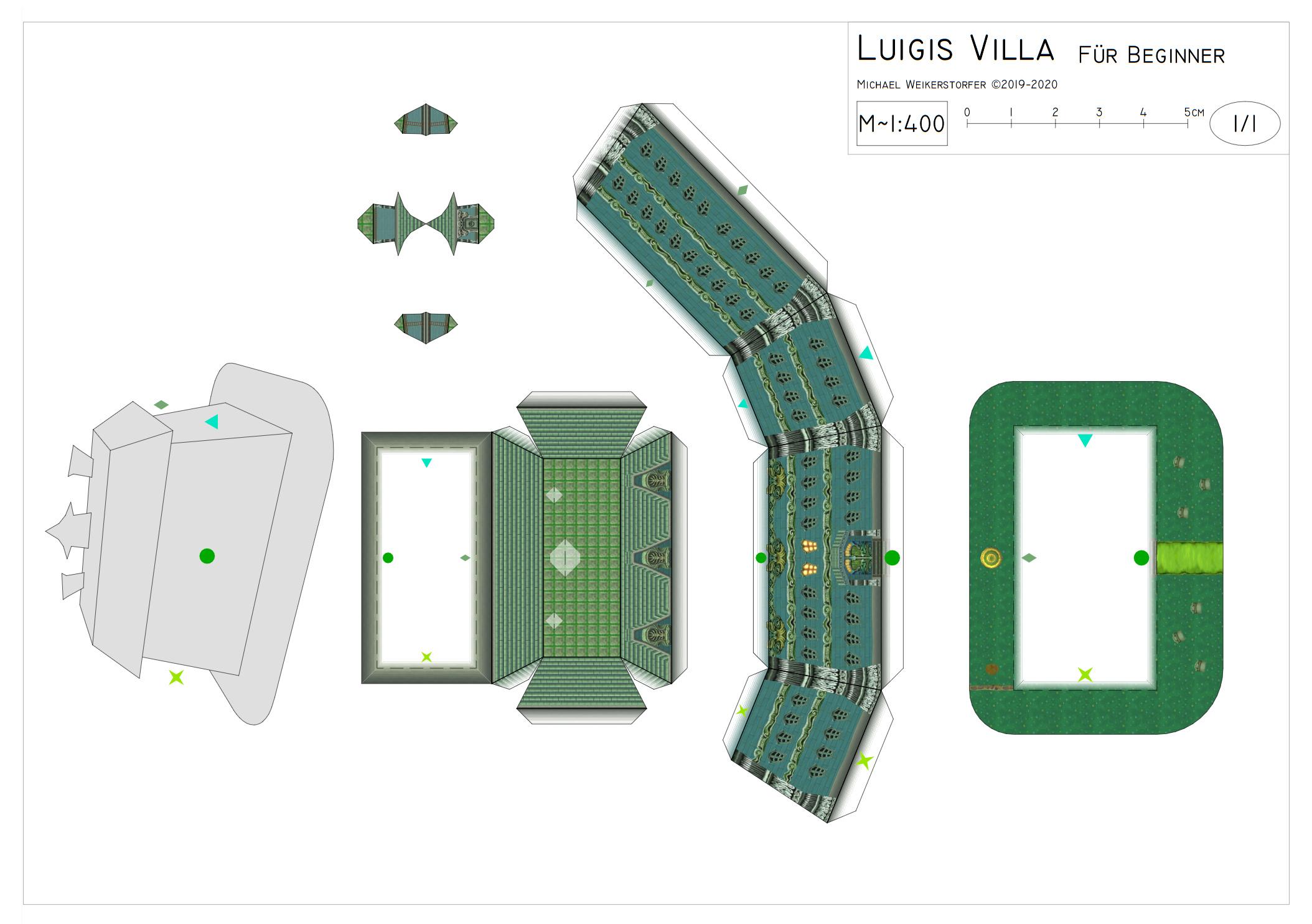 Luigi's Mansion - Die Gruselvilla aus dem Gamecube-Klassiker Luigis13