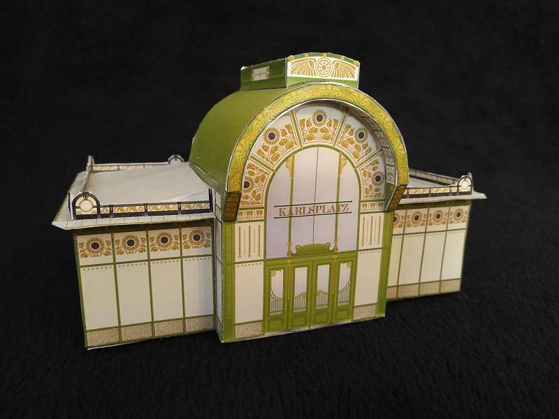 Selbst entworfene Gebäudemodelle von Michael 97 Otto_w10