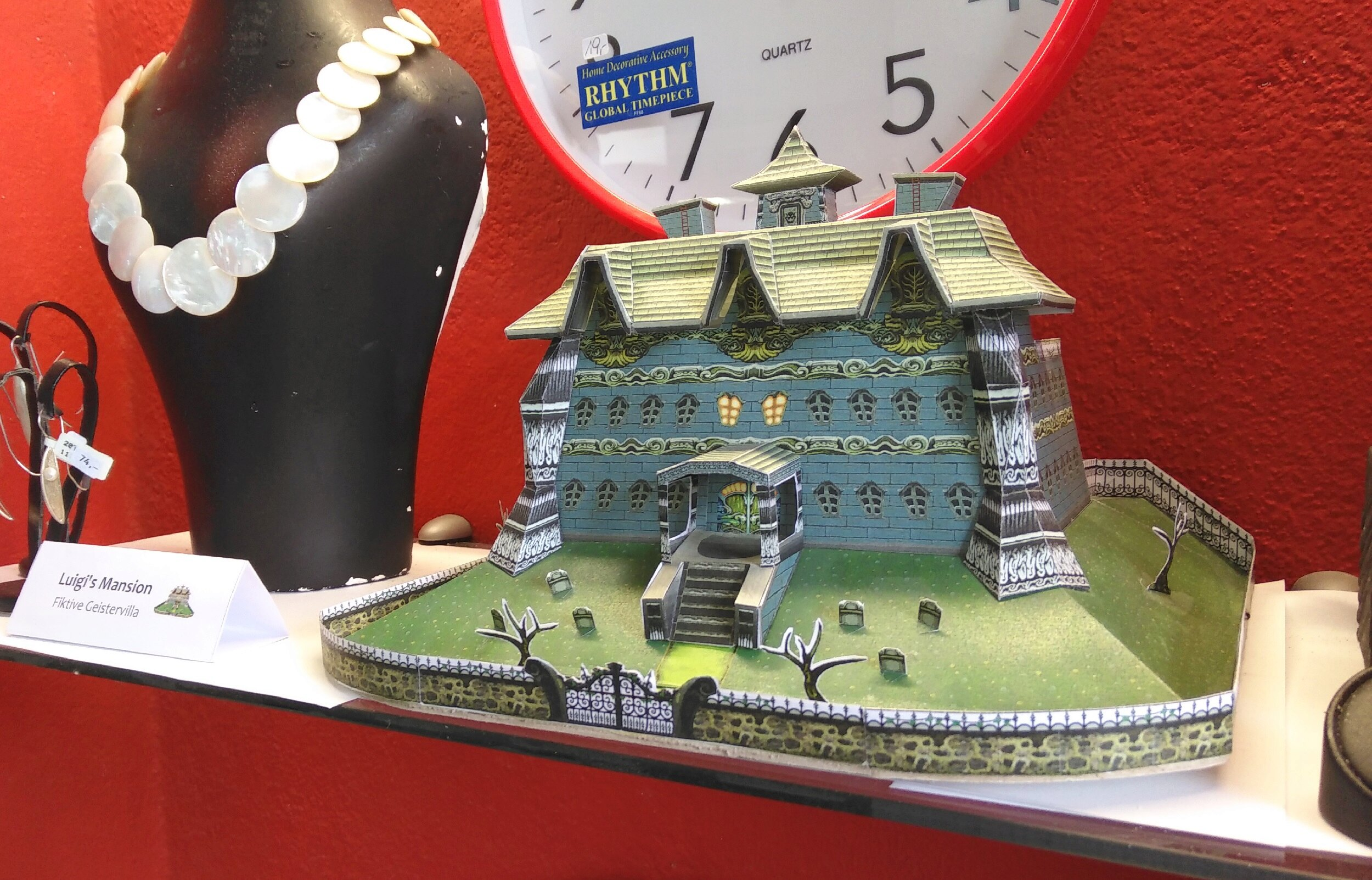 Luigi's Mansion - Die Gruselvilla aus dem Gamecube-Klassiker Schmol16