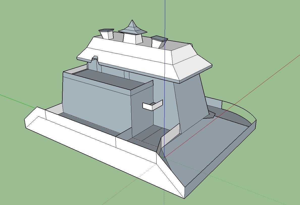 Luigi's Mansion - Die Gruselvilla aus dem Gamecube-Klassiker Skizze10