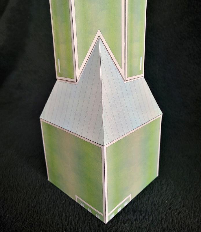 Selbst entworfene Gebäudemodelle von Michael 97 Smarag10