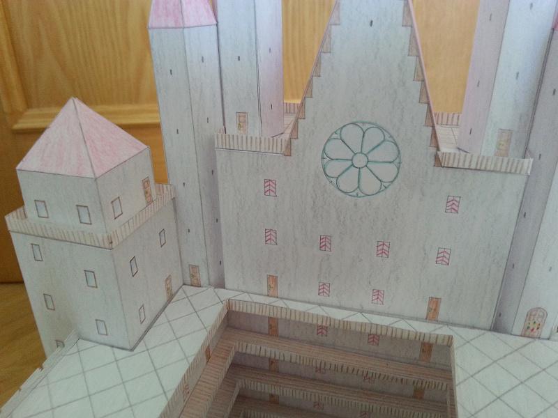 Selbst entworfene Gebäudemodelle von Michael 97 Walens10