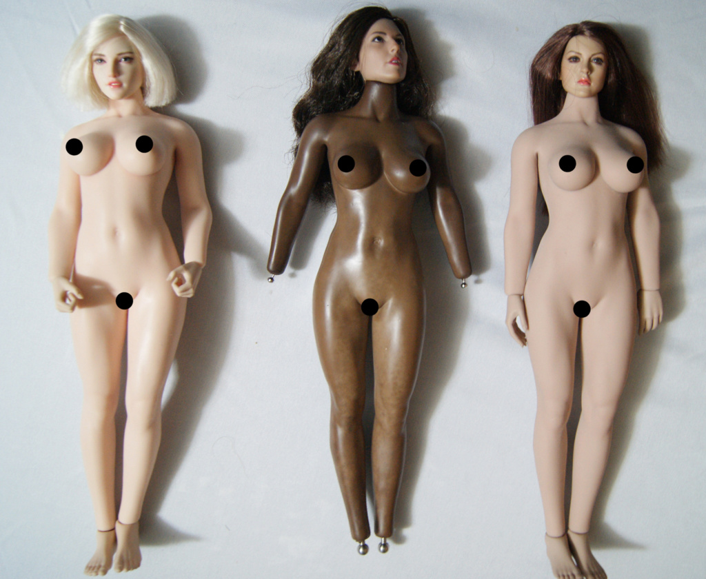 Dyeing Phicen figures with Rit Dye (NSFW) Attemp11