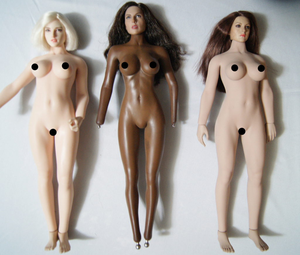 Dyeing Phicen figures with Rit Dye (NSFW) Attemp12