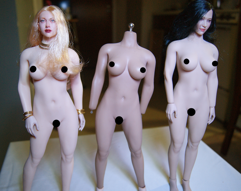 Dyeing Phicen figures with Rit Dye (NSFW) - Page 2 Compar13