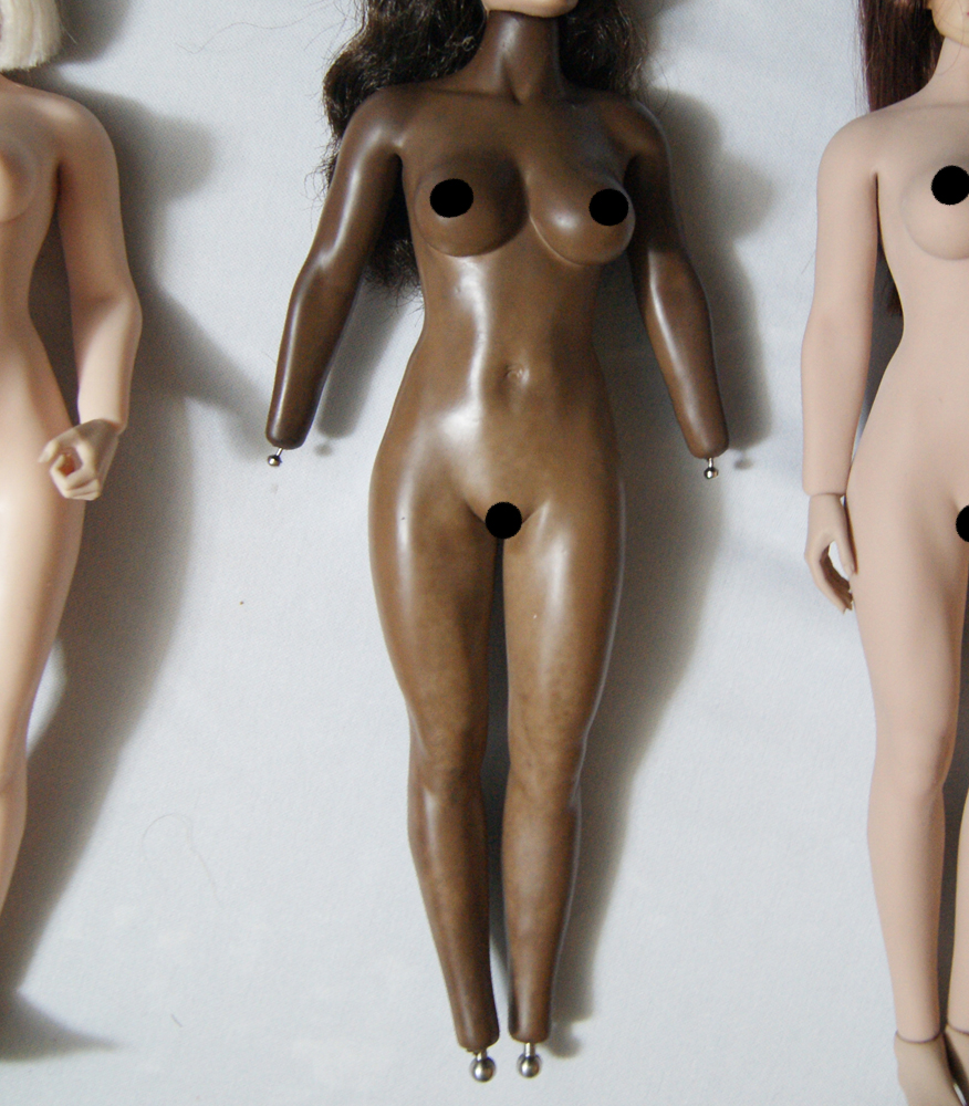 Dyeing Phicen figures with Rit Dye (NSFW) - Page 2 D110