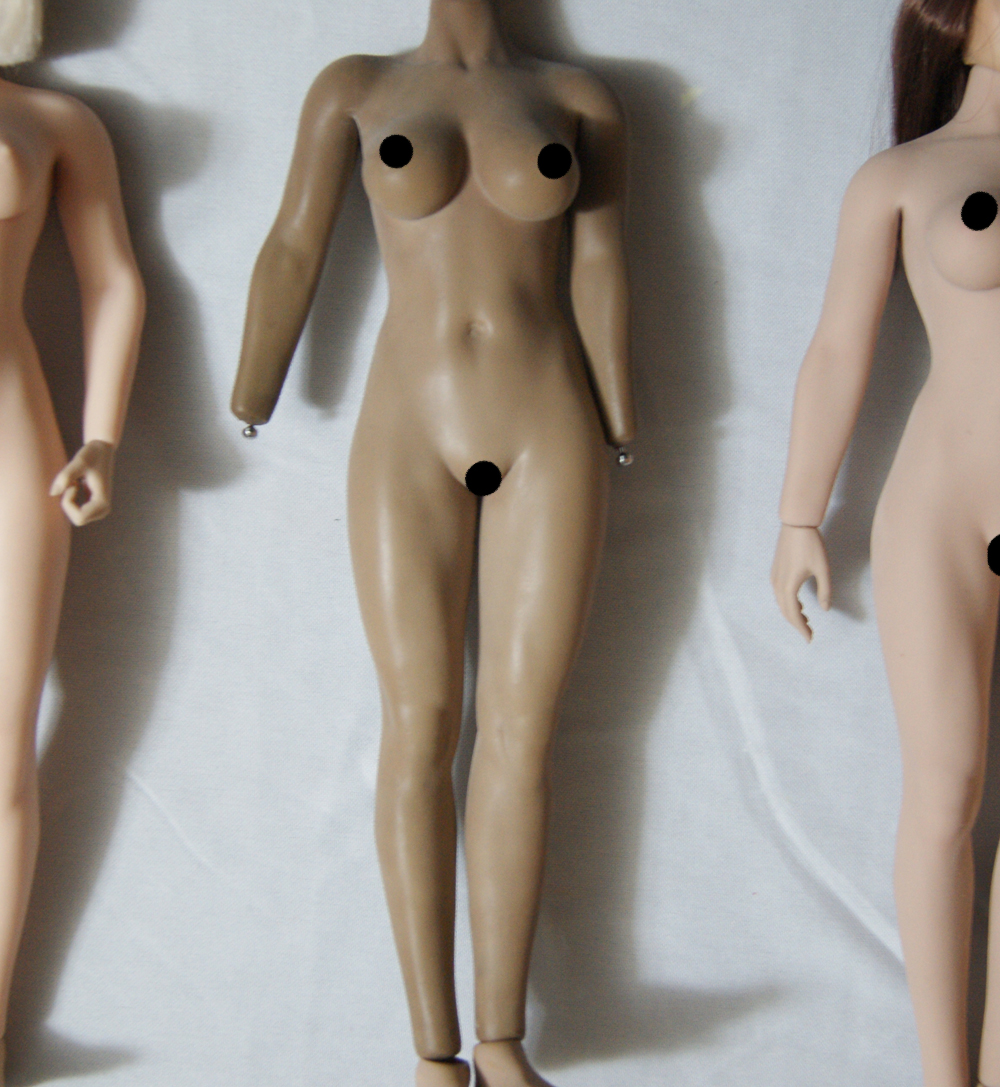 Dyeing Phicen figures with Rit Dye (NSFW) - Page 2 D210