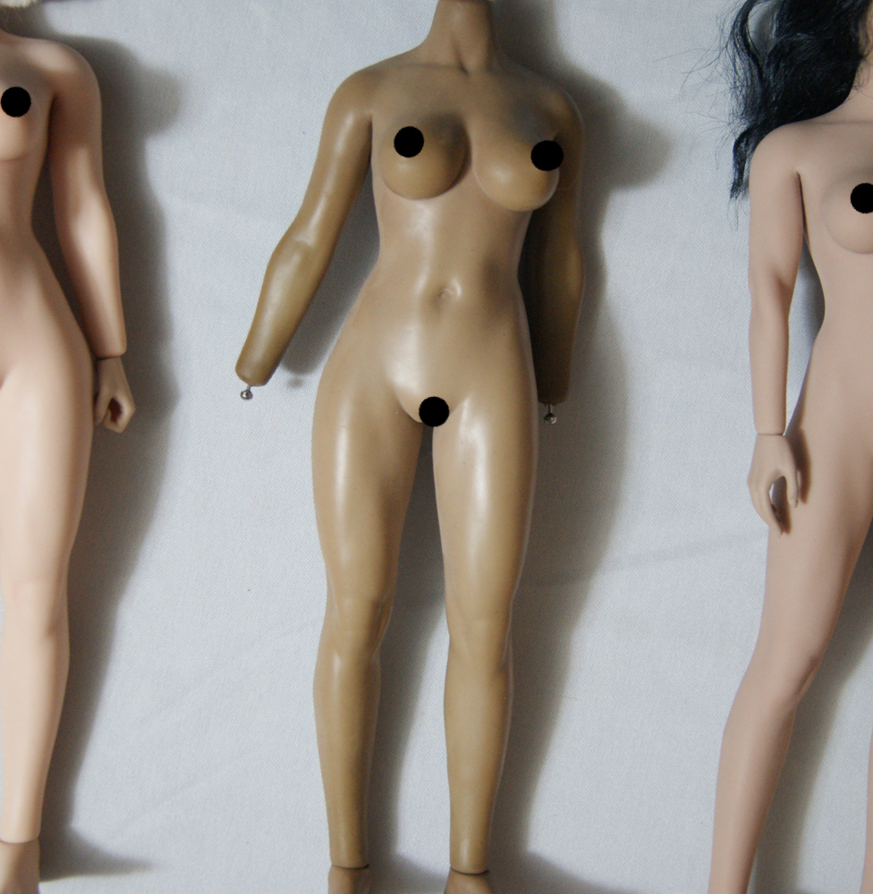 Dyeing Phicen figures with Rit Dye (NSFW) - Page 2 D310