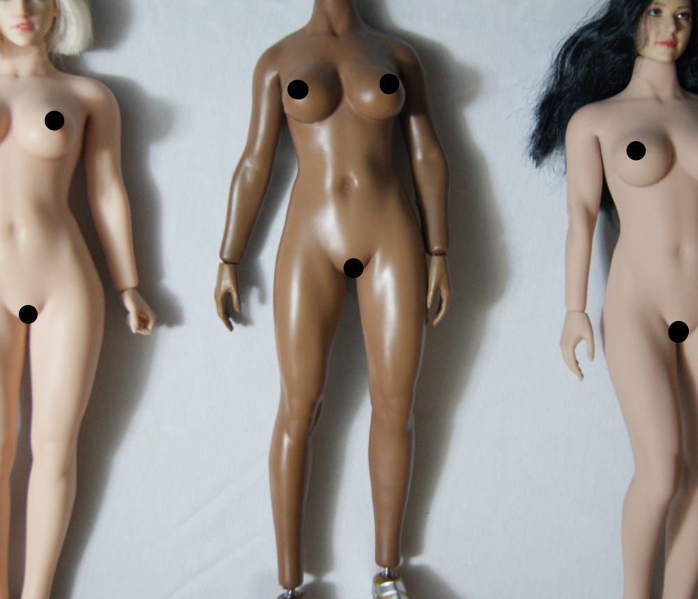 Dyeing Phicen figures with Rit Dye (NSFW) - Page 2 Newdar10