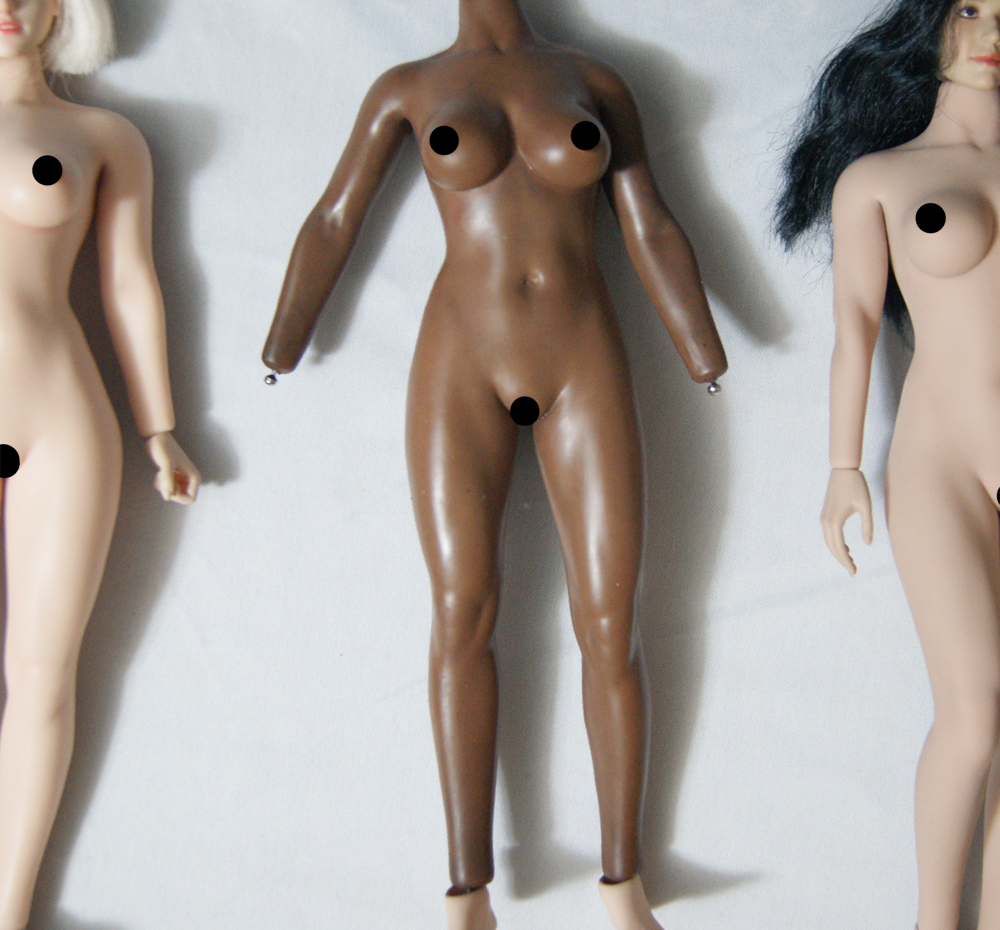 Dyeing Phicen figures with Rit Dye (NSFW) - Page 2 Newdar11
