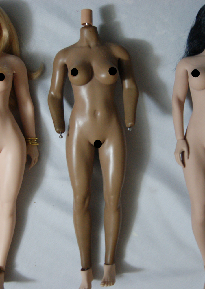 Dyeing Phicen figures with Rit Dye (NSFW) - Page 2 Newdar12