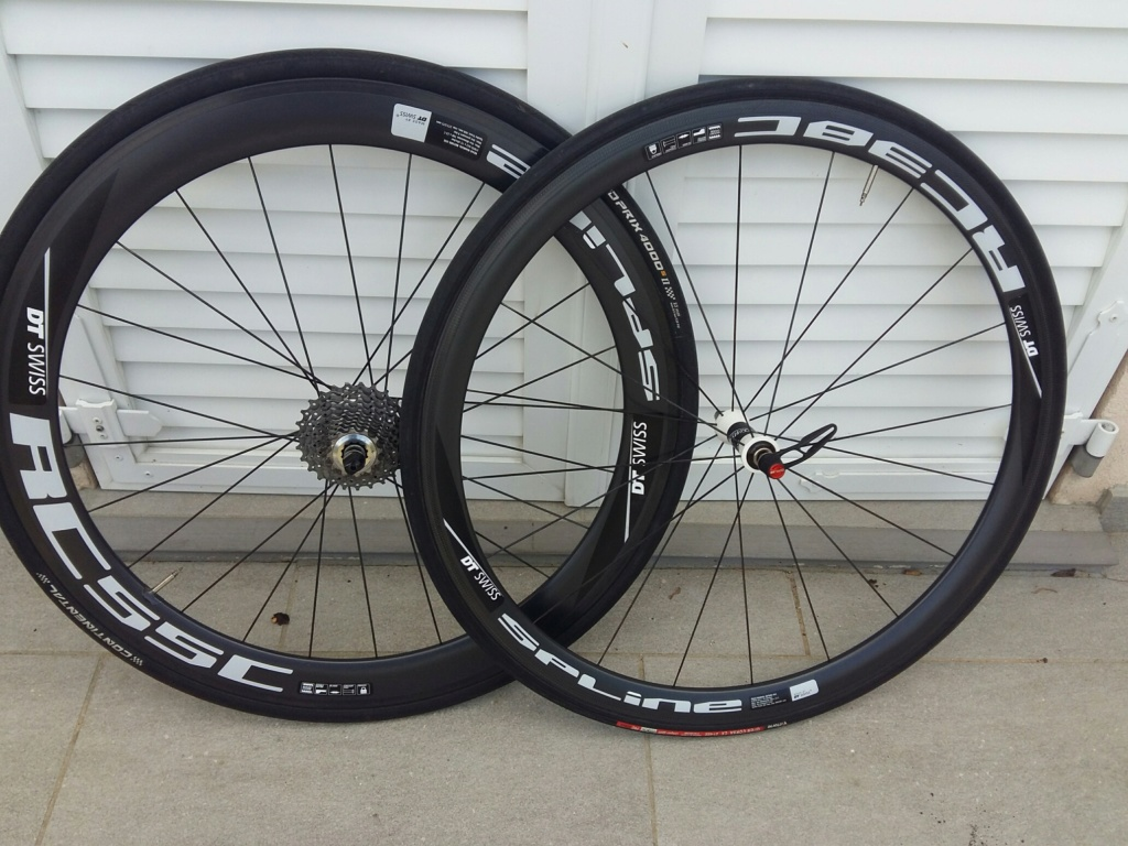 Vends roues carbone Dt Swiss 20190710