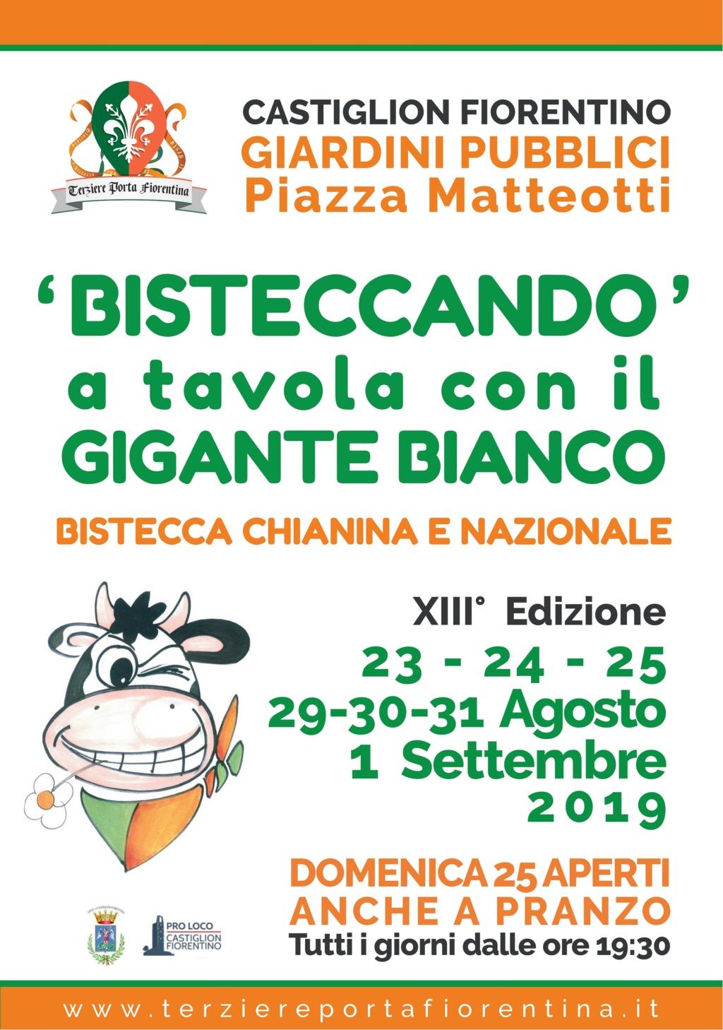 Bisteccando - Castiglion Fiorentino (AR) 23-24-25- 29-30-31 Agosto 1 Settembre  000110
