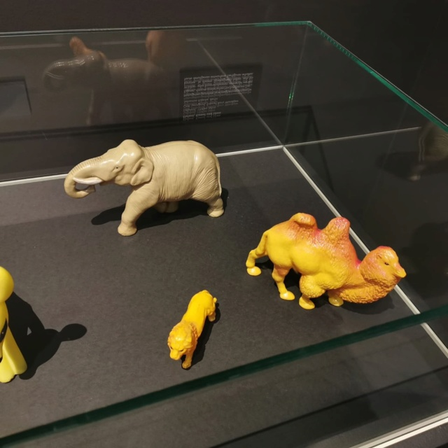 A exhibition about plastic animals from the Soviet Union (Leningrad) in Dresden 86174510