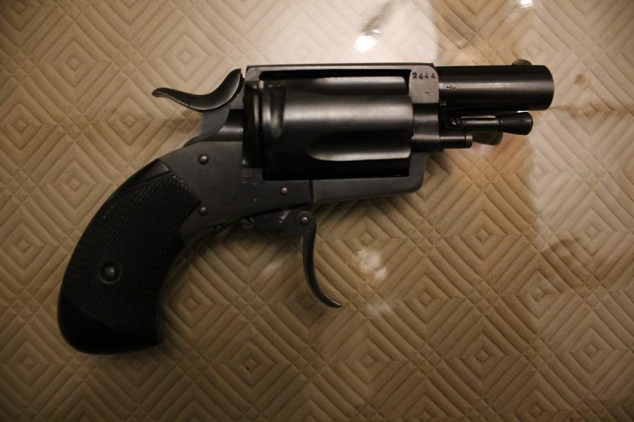 Identification revolver Revolv10