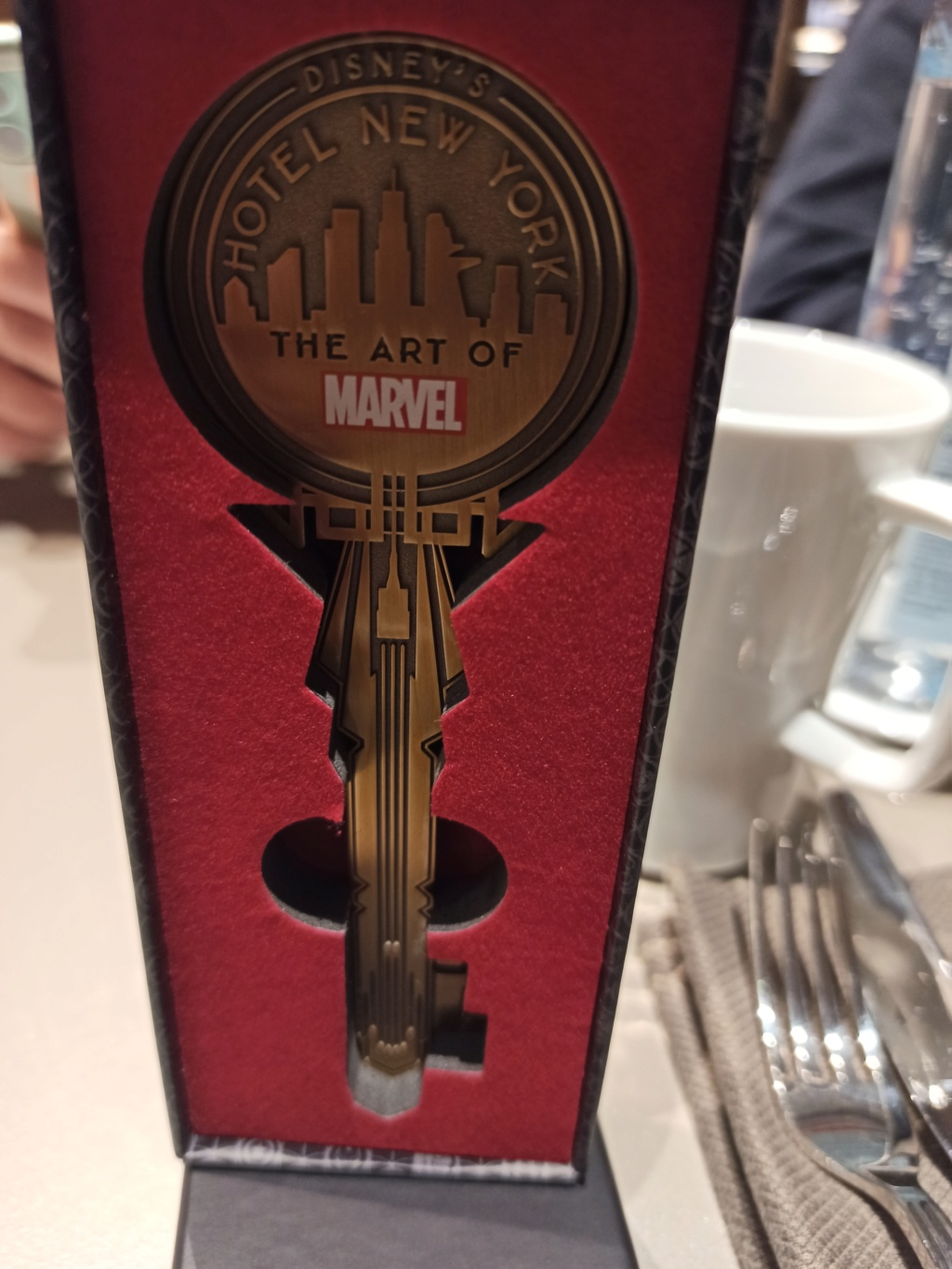 Disney's Hotel New York - The Art of Marvel [2021] - Page 39 Img_2094