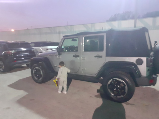 My jeep  20191013