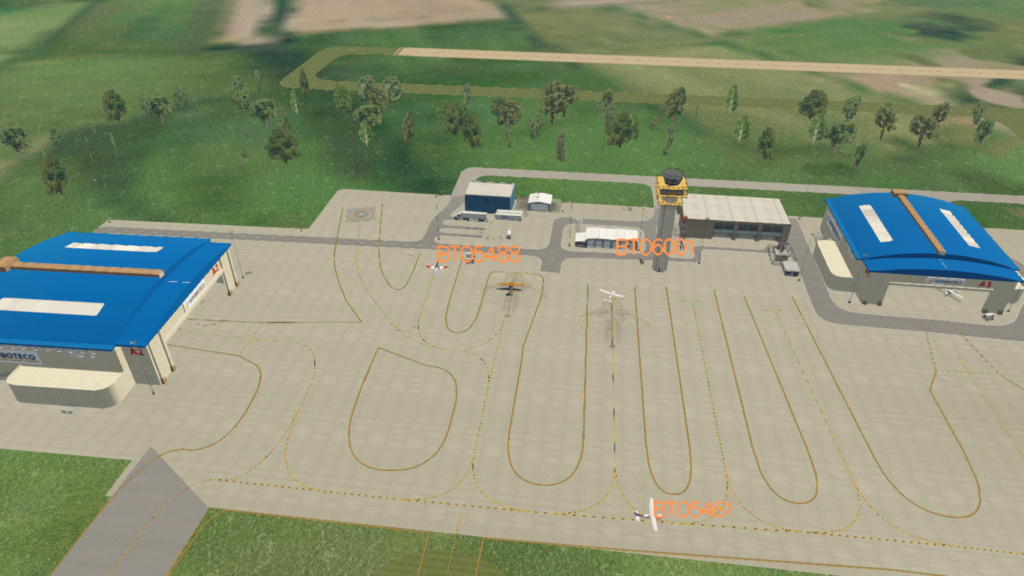 Inauguração do aeródromo do Aeroboteco - Resgate dos bebunsbotequeiros Cessna13