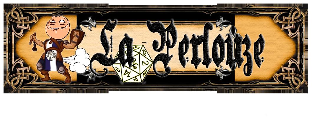 La Perlouze, Compendium de perles de JDR