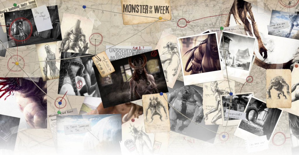 Monster of the week Monste10
