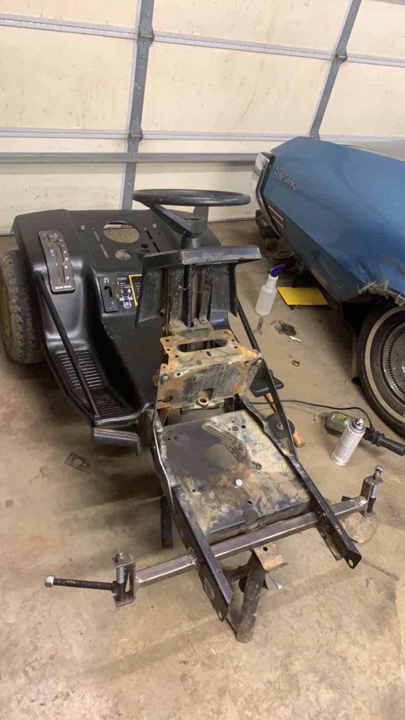 [DNF][2020 Build-Off Entry] Justin's Jammin Deere Df190b10