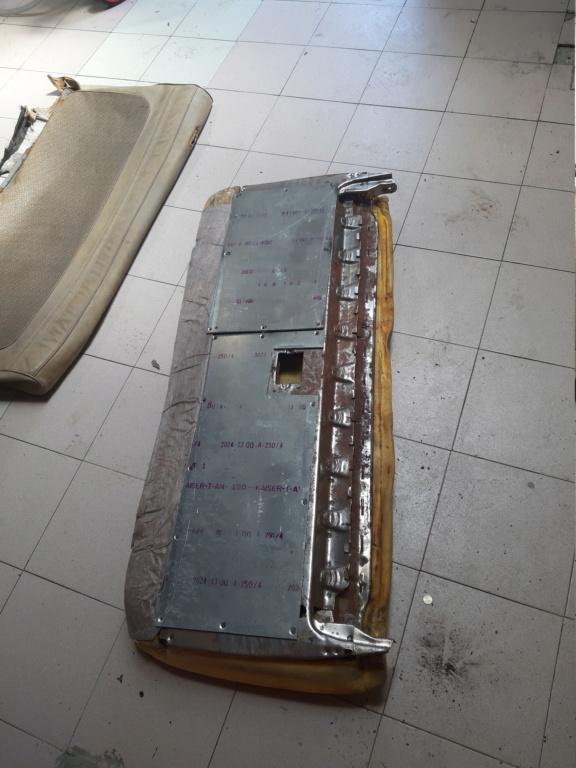 Aluminum sheets in the doors? 20190410