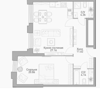 """Планировки квартир в ЖК """"Крылья"""" - полный разбор: что в наличии вообще и что есть сейчас в продаже. Плюсы/минусы - Страница 2 Aouu_a10"""