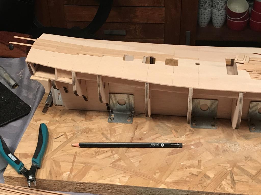 Frégate USS Constitution de Constructo premiers pas ..... Img_0012
