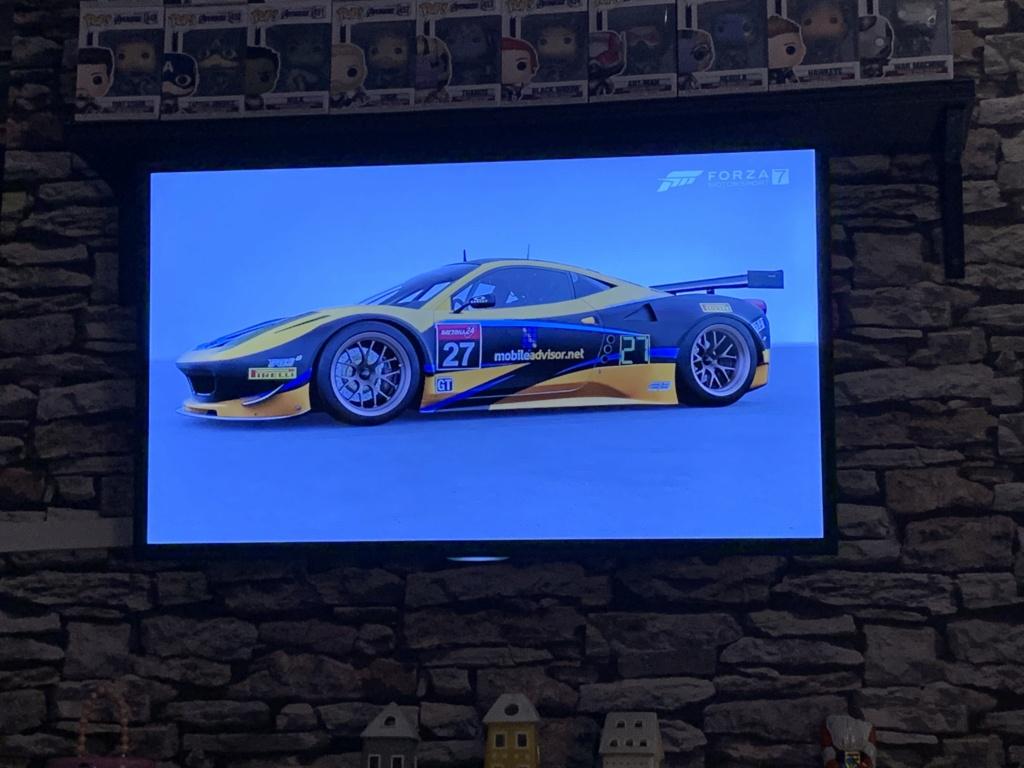TEC R1 24 Hours of Daytona - Livery Inspection B21a0f10