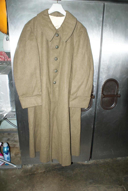 manteau d'homme monté 38 Dsc01373